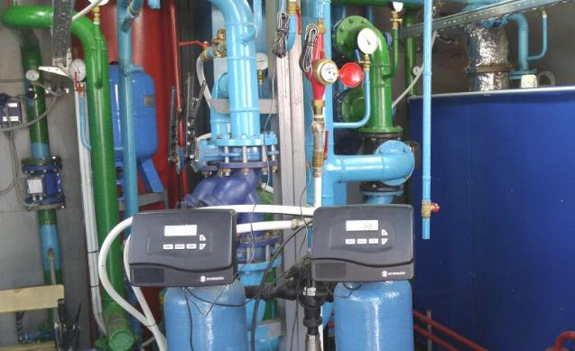 Приборы учёта и расходования топливно-энергетических ресурсов
